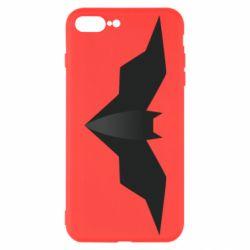 Чехол для iPhone 7 Plus Batman unusual logo