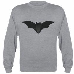 Реглан (свитшот) Batman unusual logo