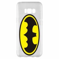 Чехол для Samsung S8+ Batman