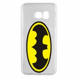 Чехол для Samsung S6 EDGE Batman