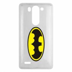 Чехол для LG G3 mini/G3s Batman - FatLine