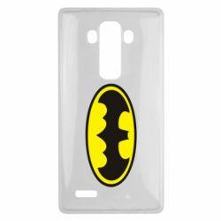 Чехол для LG G4 Batman - FatLine