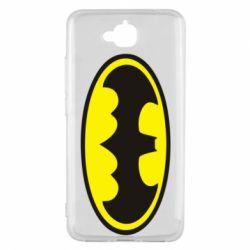 Чехол для Huawei Y6 Pro Batman - FatLine