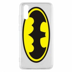 Чехол для Huawei P20 Batman - FatLine