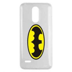 Чехол для LG K8 2017 Batman - FatLine