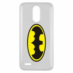 Чехол для LG K10 2017 Batman - FatLine
