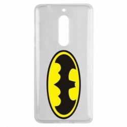 Чехол для Nokia 5 Batman - FatLine