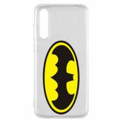 Чехол для Huawei P20 Pro Batman - FatLine