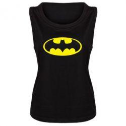 Женская майка Batman - FatLine