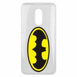 Чехол для Meizu 16 plus Batman - FatLine