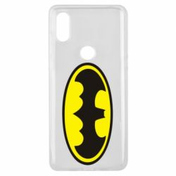 Чехол для Xiaomi Mi Mix 3 Batman