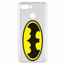 Чехол для Xiaomi Redmi 6 Batman - FatLine