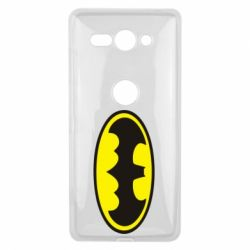 Чехол для Sony Xperia XZ2 Compact Batman - FatLine