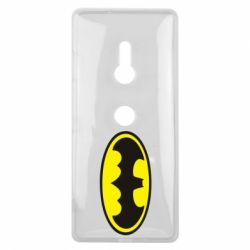 Чехол для Sony Xperia XZ3 Batman - FatLine