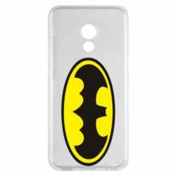 Чехол для Meizu Pro 6 Batman - FatLine