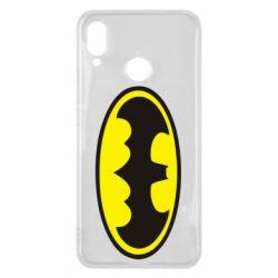 Чехол для Huawei P Smart Plus Batman - FatLine