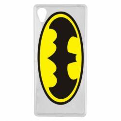 Чехол для Sony Xperia X Batman - FatLine