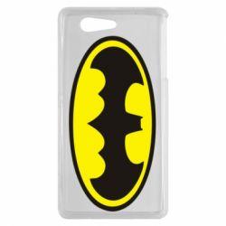 Чехол для Sony Xperia Z3 mini Batman - FatLine