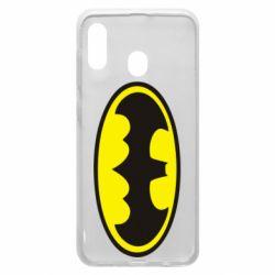 Чехол для Samsung A20 Batman