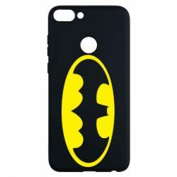 Чехол для Huawei P Smart Batman - FatLine