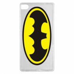 Чехол для Huawei P8 Batman - FatLine