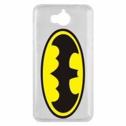 Чехол для Huawei Y5 2017 Batman - FatLine