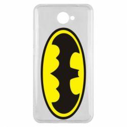 Чехол для Huawei Y7 2017 Batman - FatLine