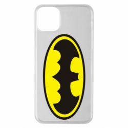 Чехол для iPhone 11 Pro Max Batman