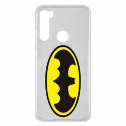 Чохол для Xiaomi Redmi Note 8 Batman