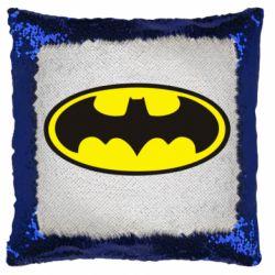 Подушка-хамелеон Batman