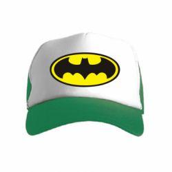 Детская кепка-тракер Batman