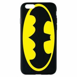Чехол для iPhone 6/6S Batman