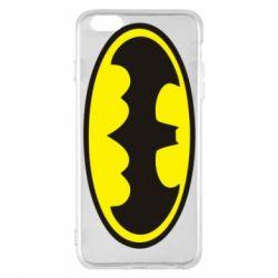 Чехол для iPhone 6 Plus/6S Plus Batman