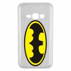 Чехол для Samsung J1 2016 Batman