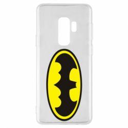Чехол для Samsung S9+ Batman