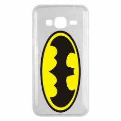 Чехол для Samsung J3 2016 Batman
