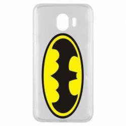 Чехол для Samsung J4 Batman
