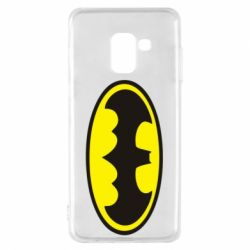 Чехол для Samsung A8 2018 Batman
