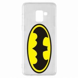 Чехол для Samsung A8+ 2018 Batman