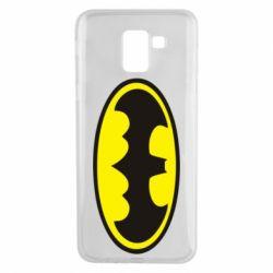 Чехол для Samsung J6 Batman