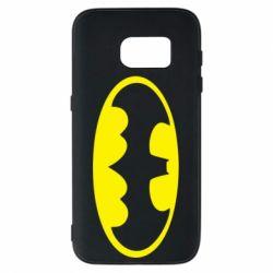 Чехол для Samsung S7 Batman