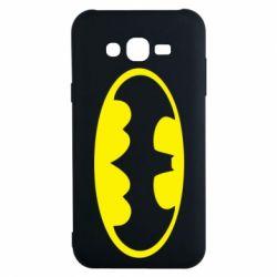 Чехол для Samsung J7 2015 Batman