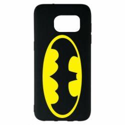 Чехол для Samsung S7 EDGE Batman