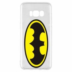 Чехол для Samsung S8 Batman