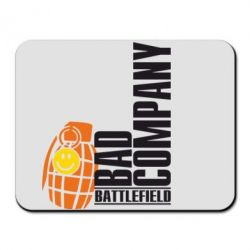Коврик для мыши Battlefield 2 Bad Company - FatLine