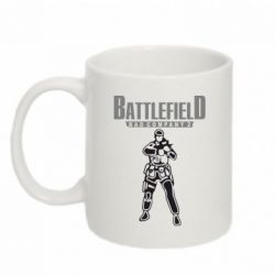 Кружка 320ml Battlefield 2 - FatLine