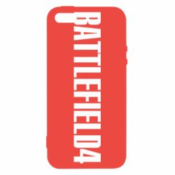 Чехол для iPhone5/5S/SE Battlefield 4 - FatLine