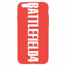 Чехол для iPhone 6/6S Battlefield 4 - FatLine