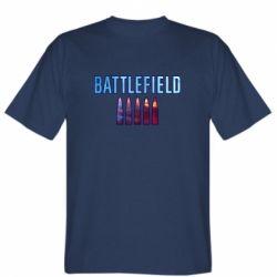 Чоловіча футболка Battlefield 5 bullets