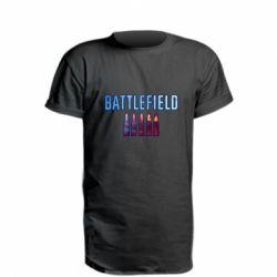Подовжена футболка Battlefield 5 bullets